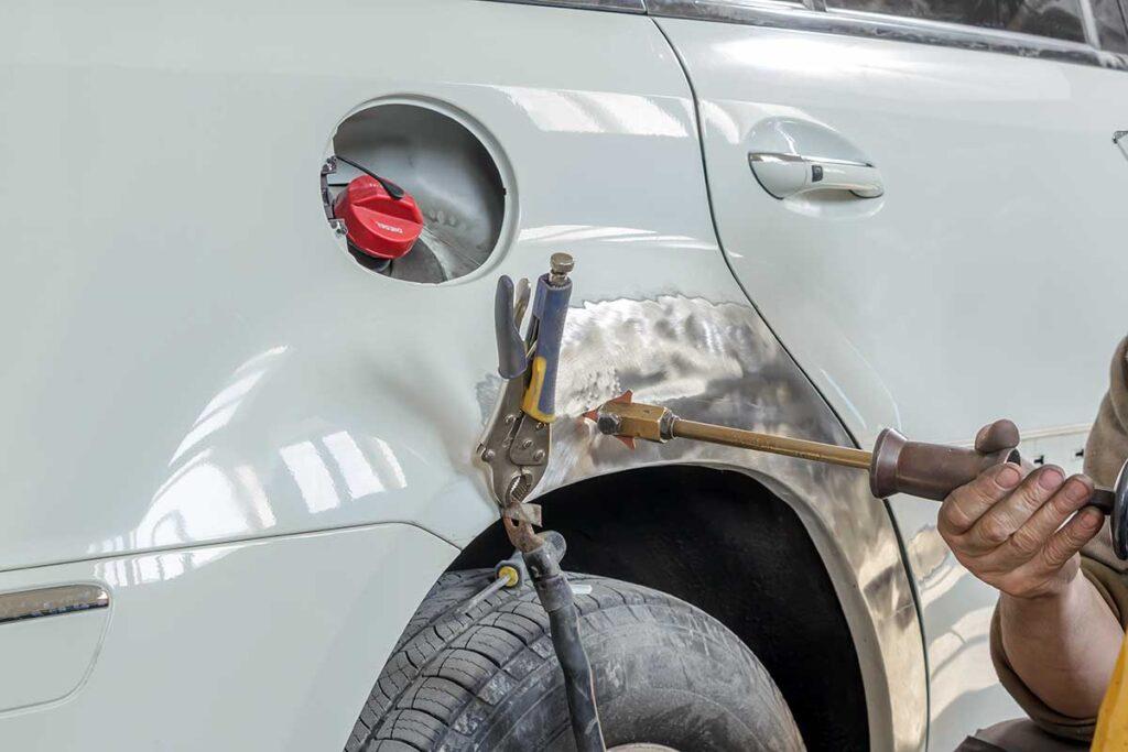 car scratch reapir